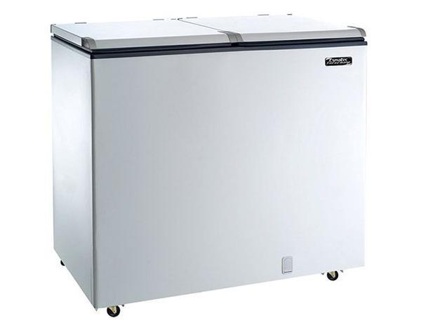 Freezer Horizontal Esmaltec 305L - EFH350 - 110V