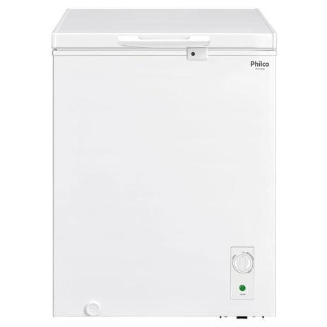 Imagem de Freezer Horizontal Philco 143 Litros Dupla Ação PFH160B 220V 220V