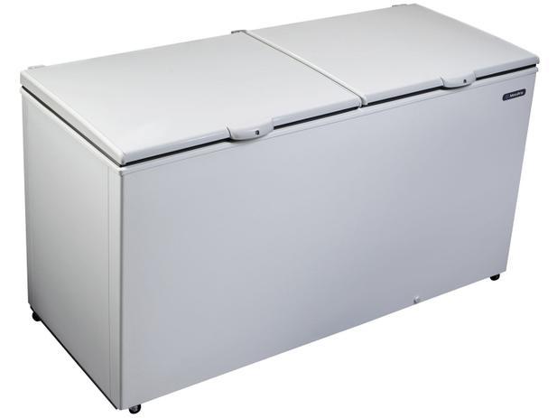 Freezer Industrial Horizontal Metalfrio 2 Portas - 546L DA550 - 110V
