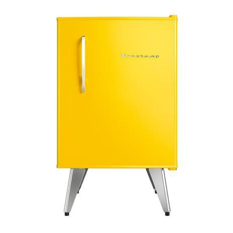 Imagem de Frigobar Brastemp 76L Amarelo