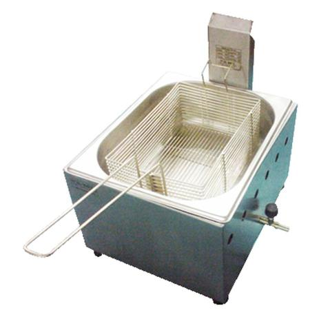 Imagem de Fritadeira a Gás Industrial 1 Cuba 5 Litros - Ital Inox