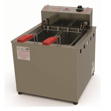 Imagem de Fritadeira Elétrica Água E Óleo 18 L PR-100E ST Progás 220v