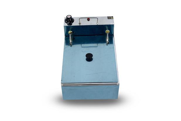 Imagem de Fritadeira elétrica industrial 5 Litros COM TAMPA 110v 2500w