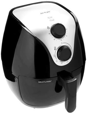 Imagem de Fritadeira Elétrica Multilaser Air Fryer 1500w 110v com Grade