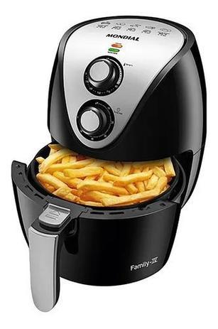 Imagem de Fritadeira Eletrica Sem Óleo Mondial Air Fryer Family 3,5l