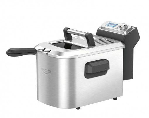 Imagem de Fritadeira Elétrica Tramontina by Breville Smart em Aço Inox 7 Funções 4 L 127 V
