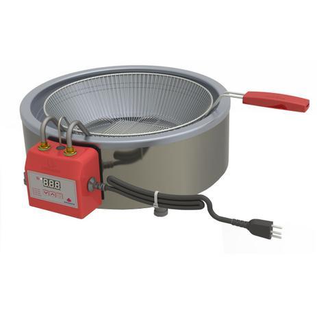 Imagem de Fritadeira Industrial Elétrica Progás Digital PR-70 EL 220V
