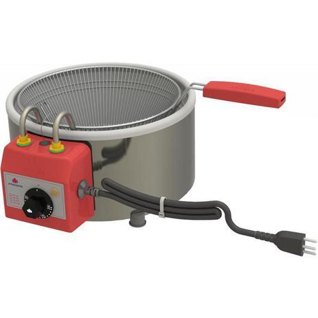 Imagem de Fritadeira Industrial Elétrica Progás PR310E, 3 litros