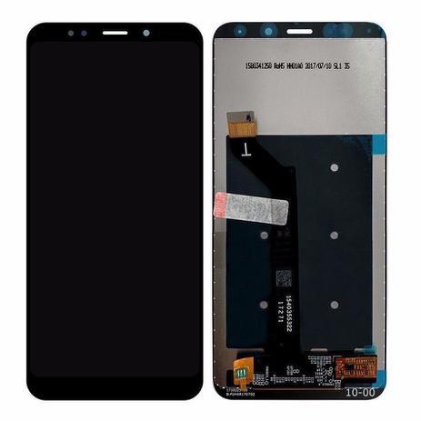 Frontal Módulo Tela Touch Display Lcd Xiaomi Redmi 5 Plus 5 99