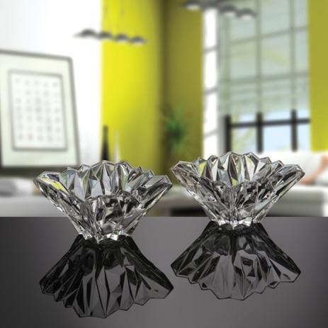 Imagem de Fruteira jogo com 6 peças alaska 12 cm vidro
