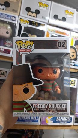 Imagem de Funko freddy krueger 02 a nightmare on elm street 02 sem o nome da franquia na frente