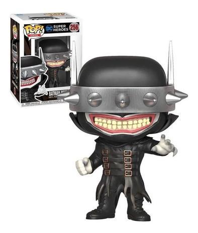 Imagem de Funko Pop Batman Que Ri 256 Funko Pop - DC Heroes