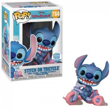 Imagem de Funko POP Disney - Stitch on Tricycle