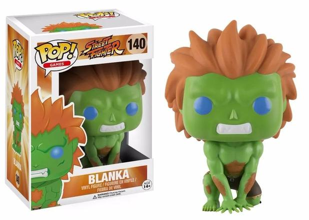 Imagem de Funko Pop! Games: Street Fighter - Blanka 140