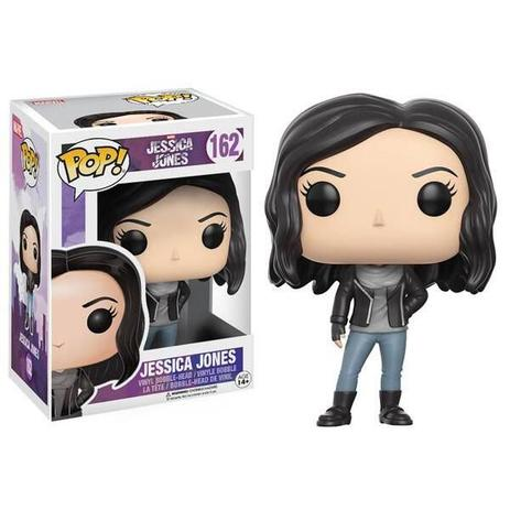 Imagem de Funko Pop - Jessica Jones - Marvel