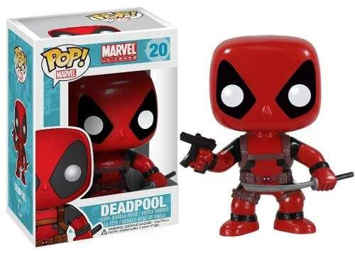 Imagem de Funko Pop! Marvel: Deadpool 20
