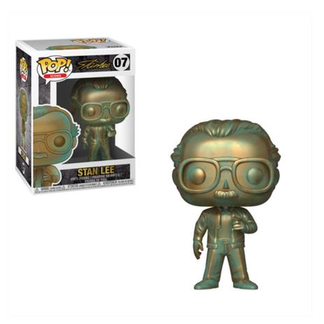 Imagem de Funko Pop - Stan Lee - Marvel