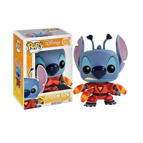Imagem de Funko Pop Stitch número 125 - Desenho Lilo e Stitch
