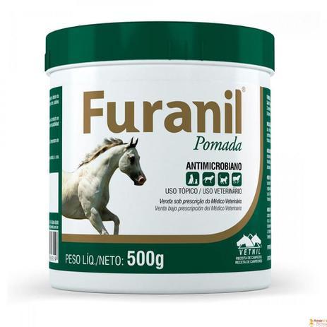 Imagem de Furanil Pote 500 g Cães Gatos pet outros - Vetnil