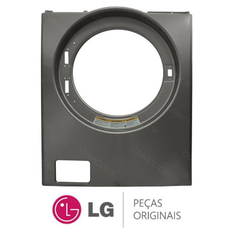 Imagem de Gabinete Frontal Titânio para Lava e Seca LG WD-12276RD