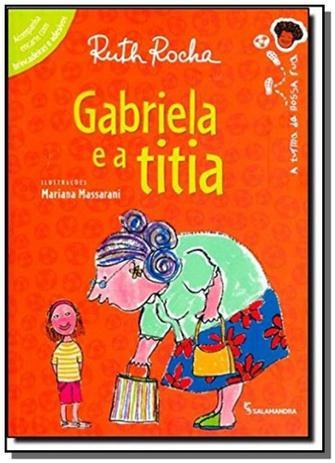Imagem de Gabriela e a titia - serie toda crianca do mundo