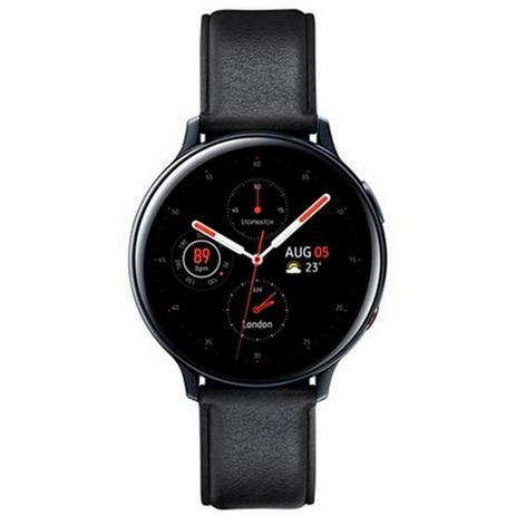 Imagem de Galaxy Watch Active 2 Lte 44mm Samsung SM-R825FSKAZTO Preto Bluetooth