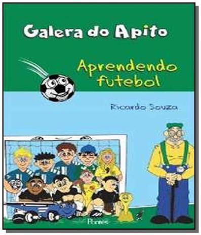 Imagem de Galera do apito: aprendendo futebol