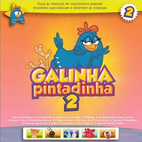 Imagem de Galinha Pintadinha 2 - CD