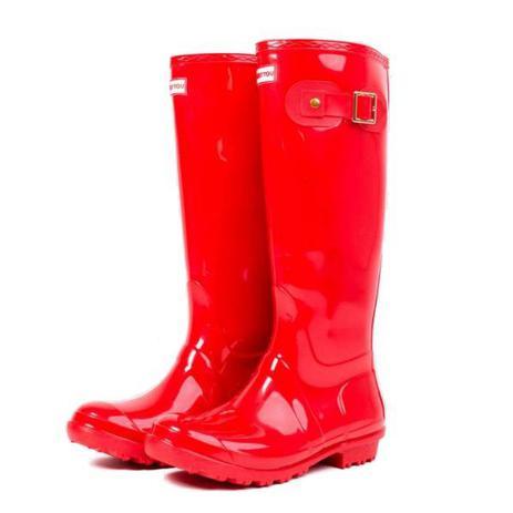 32cb63a01 Galocha Késttou KT001 Vermelha Gloss Hunter - Gloss e Brilho Labial ...