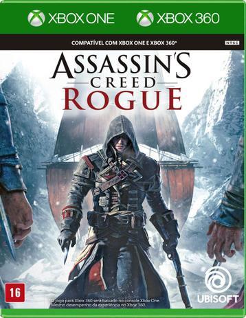 Imagem de Game assassins creed rogue - xbox one