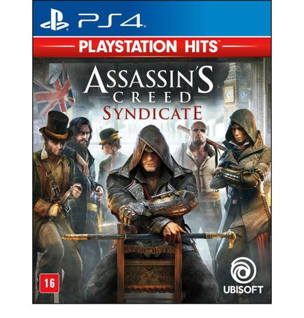 Imagem de Game Assassins Creed: Syndicate - PS4
