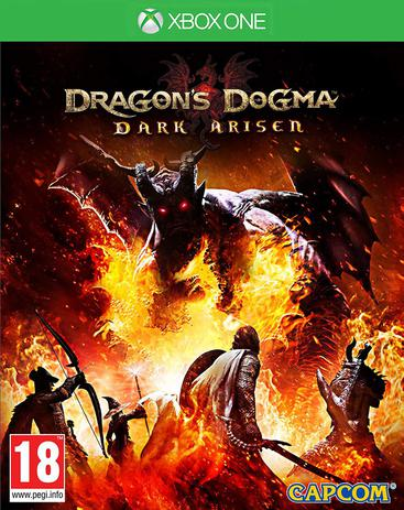 Imagem de Game dragons dogma - xbox one