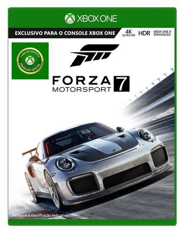 Imagem de Game Forza Motorsport 7 - Xbox One