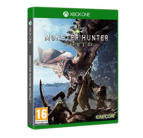 Imagem de Game monster hunter world - xbox one