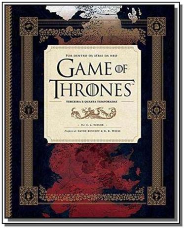 Imagem de Game Of Thrones: Por Dentro da Série da HBO - Terceira e Quarta Temporadas