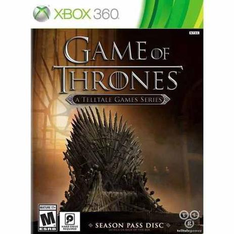 Imagem de Game Of Thrones Xbox 360 A Telltale Games Series 6 Episodios