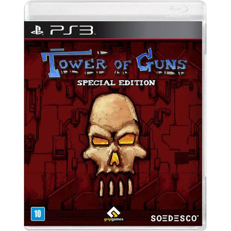 Game tower of guns special edition - ps3 - 505 games