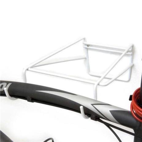 b30268d43 Gancho parede para bicicleta branco - Metaltru - Gancho - Magazine Luiza