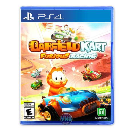 Imagem de Garfield Kart: Furious Racing