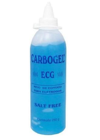 Imagem de Gel Condutor Para Ecg Carbogel - 250g
