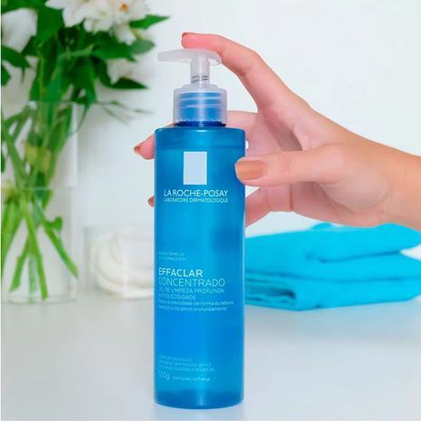 Gel de Limpeza Facial La Roche-Posay – Effaclar Concentrado