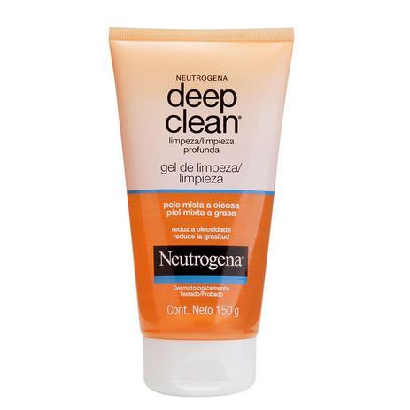 Imagem de Gel de Limpeza Profunda Deep Clean Neutrogena
