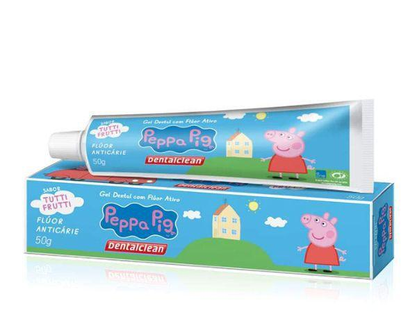 Imagem de Gel Dental Infantil Peppa 50g