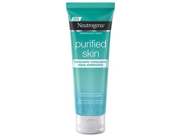 Imagem de Gel Esfoliante Facial Neutrogena Purified Skin