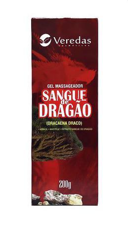 Imagem de Gel massageador Sangue de Dragão 200g
