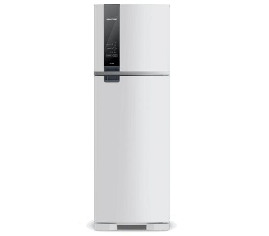 Imagem de Geladeira Brastemp Frost Free Duplex 400 litros Branca com Freeze Control