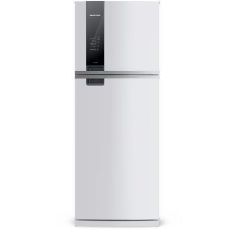 Menor preço em Geladeira Brastemp Frost Free Duplex 462 litros Branca com Turbo Control