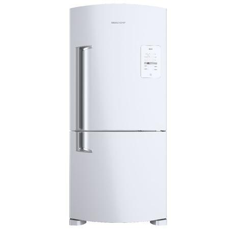Geladeira Brastemp BRE80AB Frost Free Inverse 573 Litros Ative!