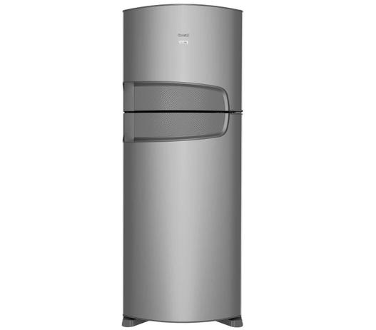 Imagem de Geladeira Consul Frost Free Duplex 441 litros Inox com Filtro Bem Estar