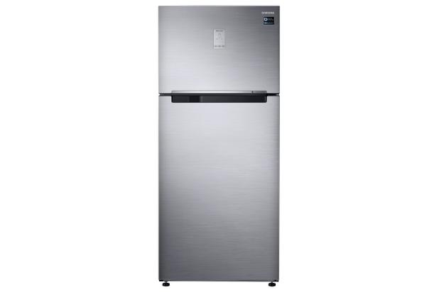 Menor preço em Geladeira Frost Free Samsung Duplex Twin Cooling Plus 5-em-1 RT53K 528L Inox Look (127V)
